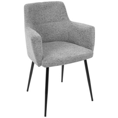Andrew Upholstered Armchairs - Set of 2