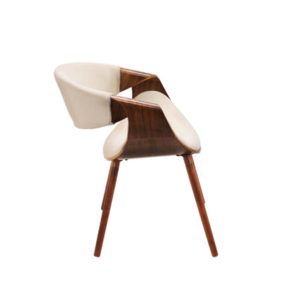 Curvo Retro Upholstered Side Chair