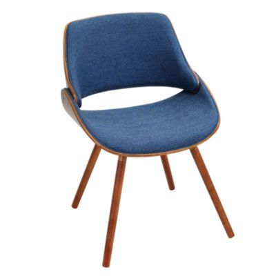 Fabrizzi Modern Upholstered Side Chair