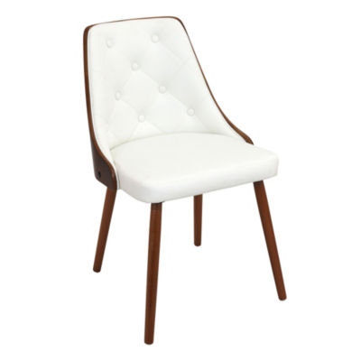 Gianna Retro Tufted Side Chair