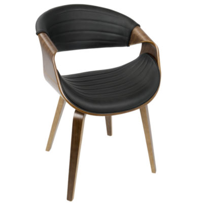 Symphony Mid-Century Upholstered Armchair
