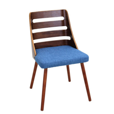 Trevi Mid-Century Upholstered Side Chair