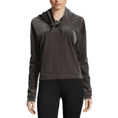 Xersion Studio Velour Sweatshirt