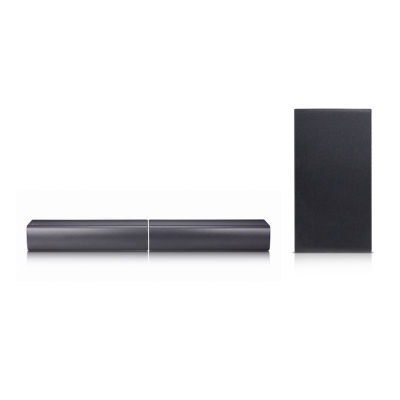 LG 320W Sound Bar Flex with Wireless Subwoofer