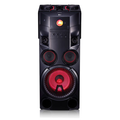 LG 1000W Hi-Fi Entertainment System with Karaoke Functionality