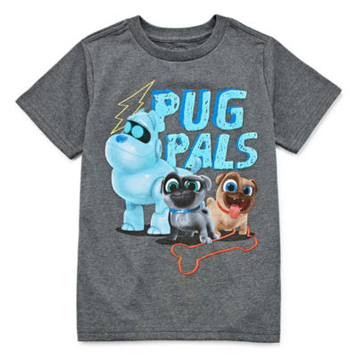 Disney Puppy Dog Pals Graphic T-Shirt-Big Kid Boys