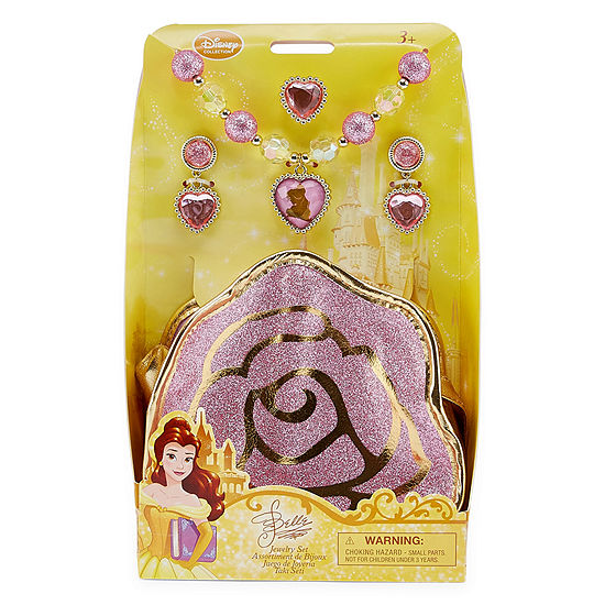 Disney Collection Collection Girls 5-Pc. Beauty And The Beast Belle Gift Set