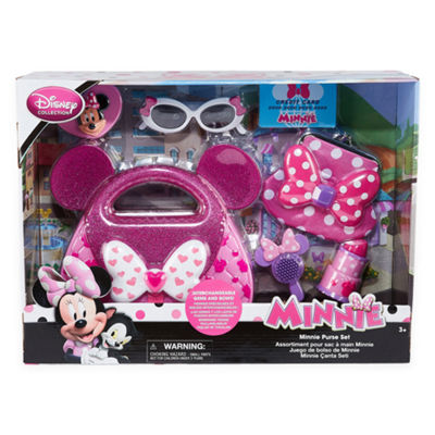 Disney 8-pc. Minnie Mouse Toy Playset - Girls