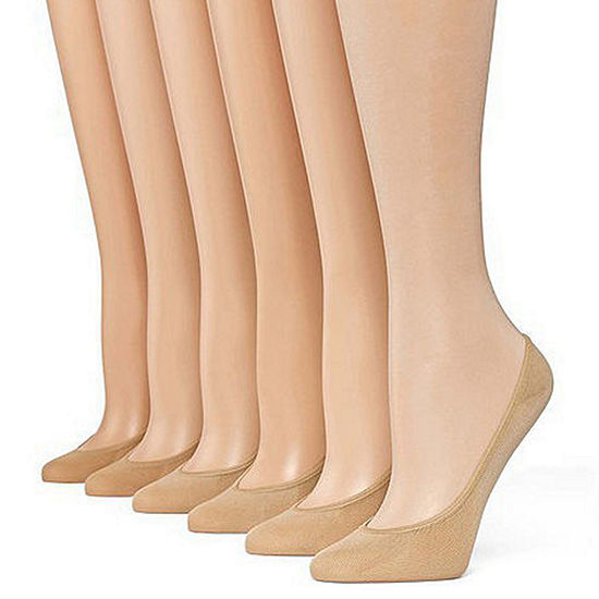 Mixit 6Pk Microfiber Liner- Womens Extended