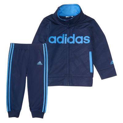 adidas 2-pc. Bodysuit Set-Toddler Boys