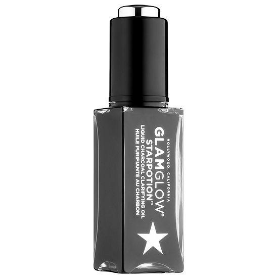GLAMGLOW STARPOTION™ Liquid Charcoal Clarifying Oil
