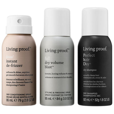 Living proof Transformation Trio