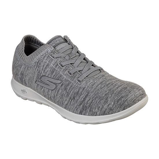 Skechers Go Walk Lite Floret Womens Walking Shoes
