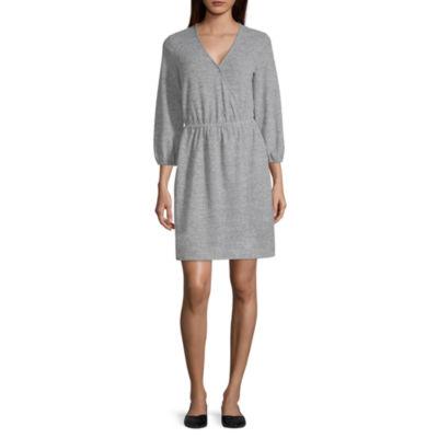 a.n.a.  Elastic Waist Dress