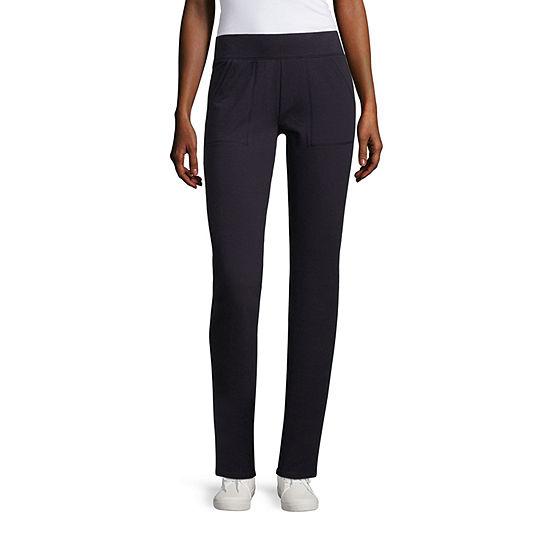 St. John's Bay Active Slim Leg Pant - Tall