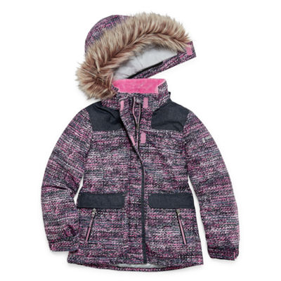 Free Country Heavyweight Boarder Jacket - Girls - Big Kids