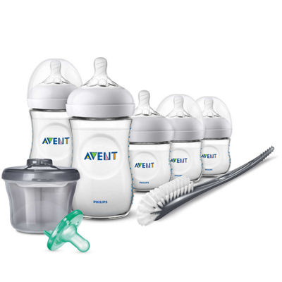 Philips Avent Natural Newborn Baby Bottle  Gift Set