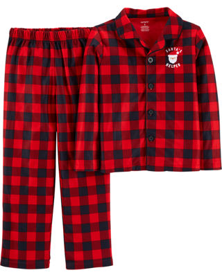 Carter's 2pc. Christmas Pajama Unisex 4-14
