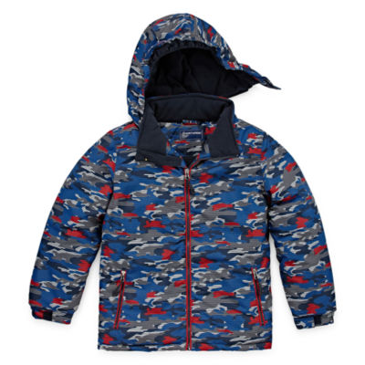 Northpeak Boys Heavyweight Ski Jacket - Big Kid