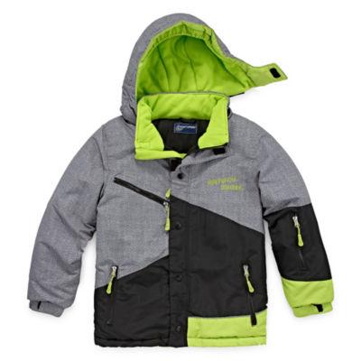 Northpeak Boys Heavyweight Ski Jacket - Big Kid