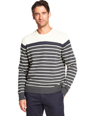 IZOD Crew Neck Long Sleeve Pullover Sweater