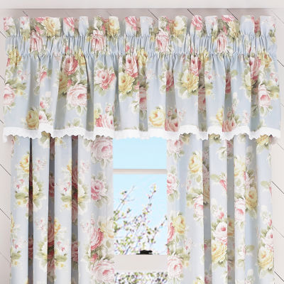 Queen Street Susie Tailored Valance