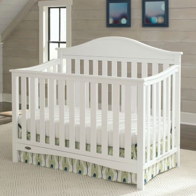 Superbe Graco® Harbor Lights 4 In 1 Convertible Crib