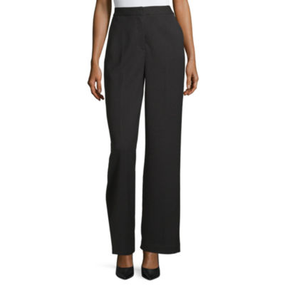 Worthington Hi Waist Wide Leg Trousers