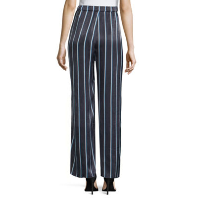 Worthington Satin Wide Leg Pants