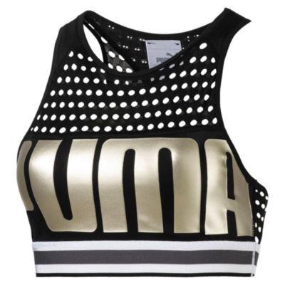 Puma Medium Support Sports Bra-Average Figure