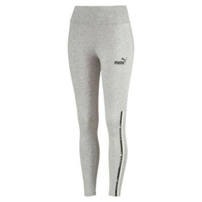 Puma Tape Leggings Logo Knit Leggings