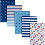 Gerber 5-pc. Blanket - Boys
