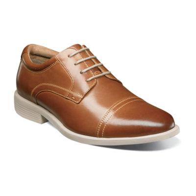 Nunn Bush Mens Dixon Oxford Shoes Lace-up