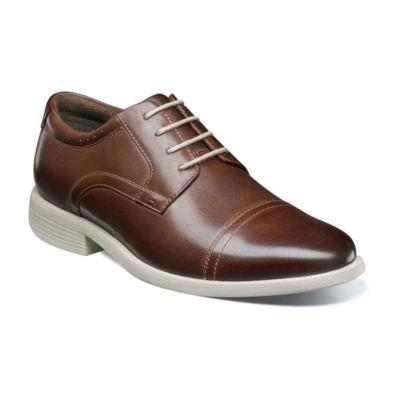 Nunn Bush Mens Dixon Lace-up Oxford Shoes
