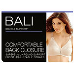 Bali Double Support® Spa Closure® Comfort-U Back Wireless Full Coverage Bra-3372