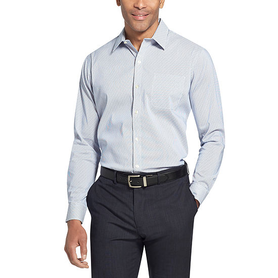 Van Heusen Traveler Slim Button-Down Shirt