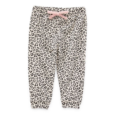 Okie Dokie Baby Girls Ankle Jogger Pant