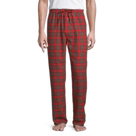 St. John's Bay Mens Flannel Pajama Pants
