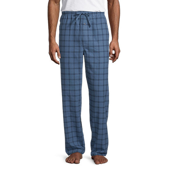 St. John's Bay Mens Flannel Pajama Pants