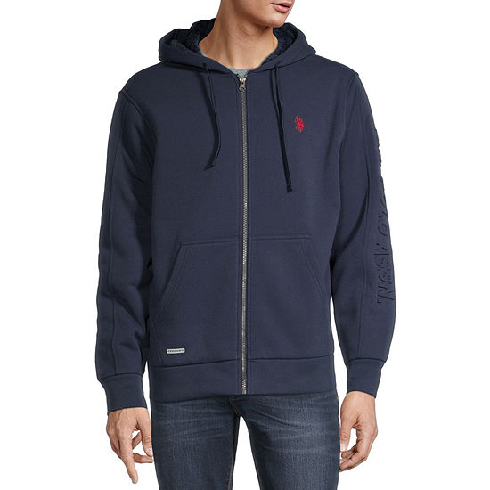 U.S. Polo Assn. Midweight Fleece Jacket