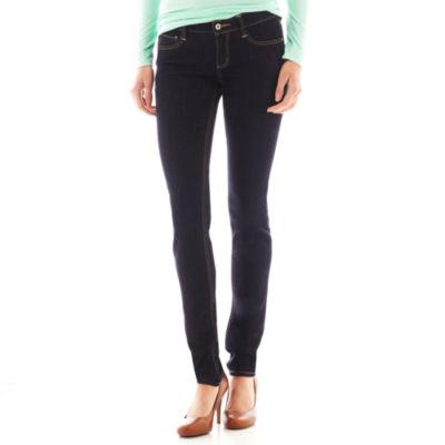 Arizona camo skinny jeans