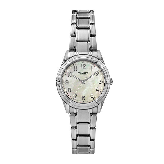 Timex® Easy Reader Womens Stainless Steel Bracelet Watch TW2P76000 65be866d8