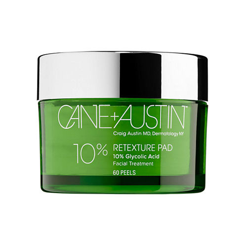 Cane + Austin Retexturizing Treatment Pads