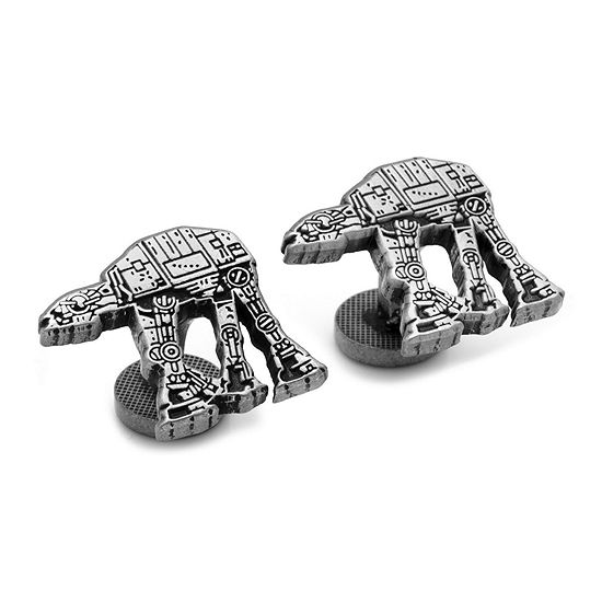 Star Wars™ AT-AT Walker Etched Cuff Links