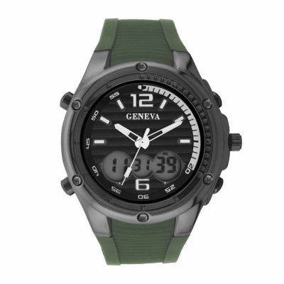 Geneva Mens All-Black Watch