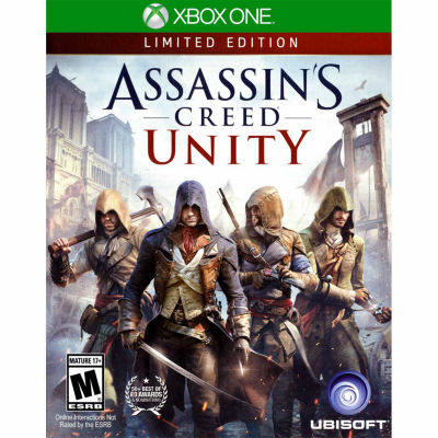 Assassins Creednity Video Game-XBox One