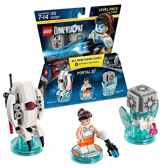 Lego Dims Portal 2 Level Pack 17-Pc. Gaming Accessory