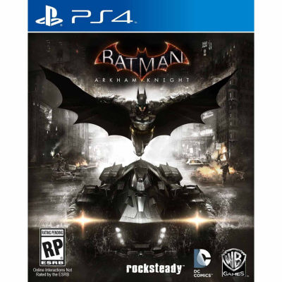 Batman Arkham Knight Video Game-Playstation 4