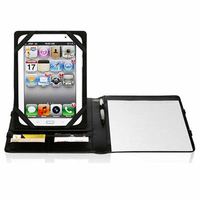 Natico Handle Portfolio with iPad Holder