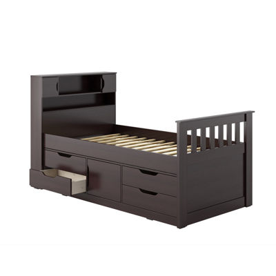 Madison Captains Under Bed Storage Bed